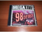Mega Hits 98 Die Erste (2CD)