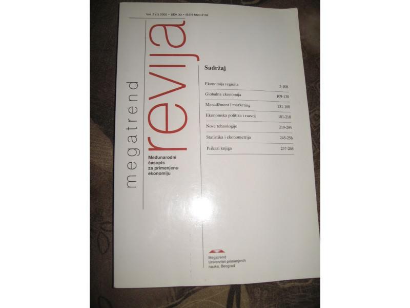 Megatrend revija