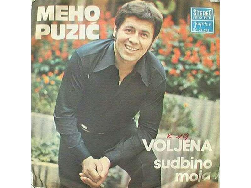 Meho Puzić - Voljena / Sudbino Moja