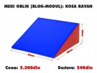 Meki oblik (blok modul): Kosa Ravan