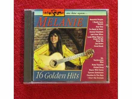 Melanie (2) - 16 Golden Hits