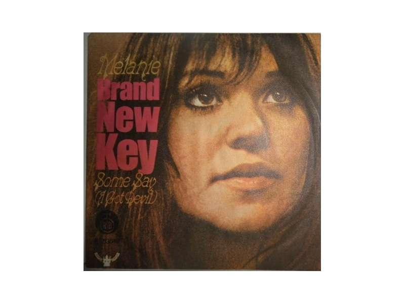 Melanie (2) - Brand New Key