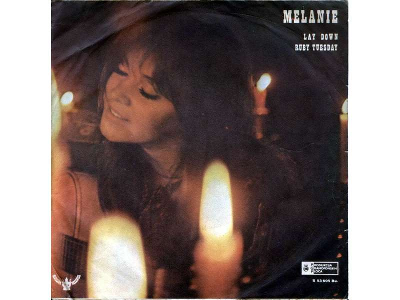 Melanie (2) - Lay Down / Ruby Tuesday