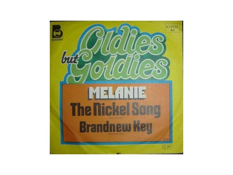 Melanie (2) - The Nickel Song / Brandnew Key