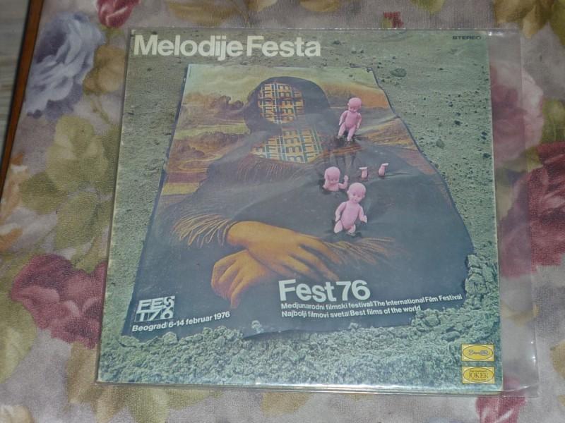 Melodije FESTa FEST 76
