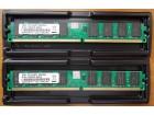 Memorija DDR2 4GB 800MHz (2 x 2GB) za AMD - NOVO -