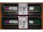Memorija DDR2 4GB 800MHz (2x2GB) za AMD - NOVO -