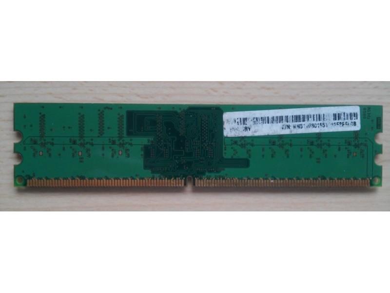 Memorija DDR2 512MB NANYA PC2-3200