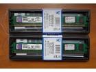 Memorija Kingston DDR2 4GB 2x2GB 800MHz za AMD - NOVO