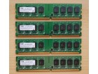 Memorije DDR2 4x1GB TRSDD2001G64U-667CL5FGX-16 PS2-5300