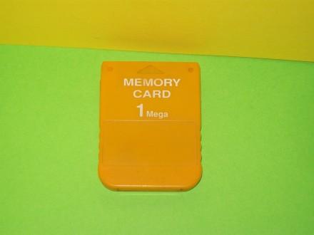 Memorijska Kartica za Sony PS1 (10)