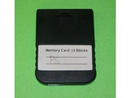 Memorijska Kartica za Sony PS1 (2b)