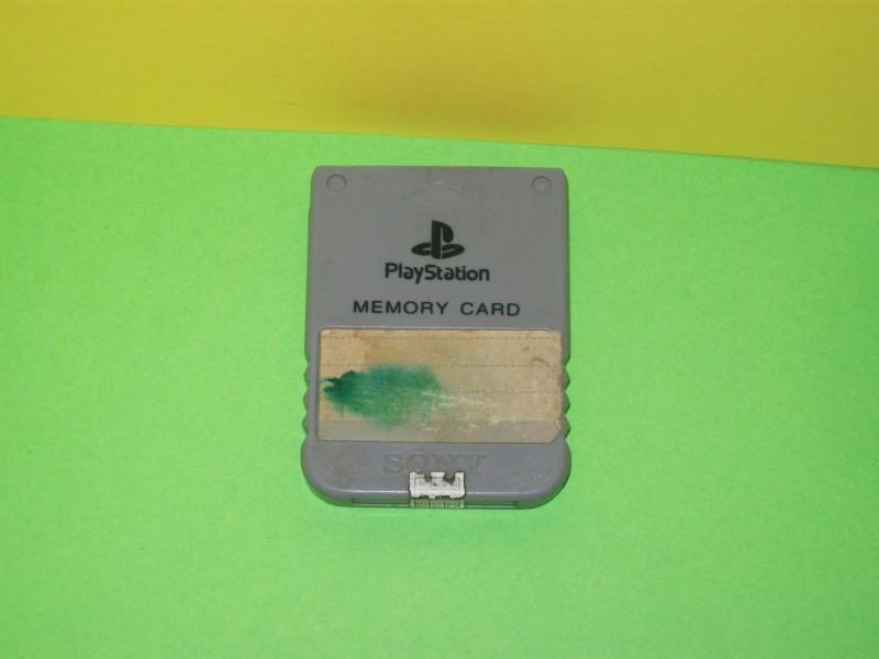 Memorijska Kartica za Sony PS1 (3)