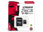 Memorijska kartica Kingston A1 MicroSDXC 256GB 100R class 10 SDCS2/256GB + SD adapter