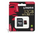 Memorijska kartica Kingston Micro SD U3 32GB V30 React + SD adapter