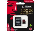 Memorijska kartica Kingston UHS-I U3 MicroSDXC 128GB V30 + SD Adapter SDCR/128GB React