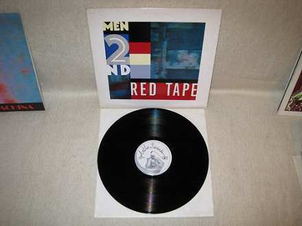 Men 2nd - Red Tape
