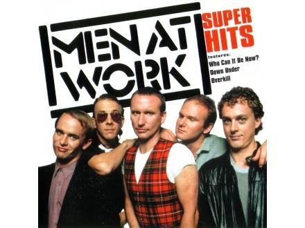 Men At Work - Super Hits