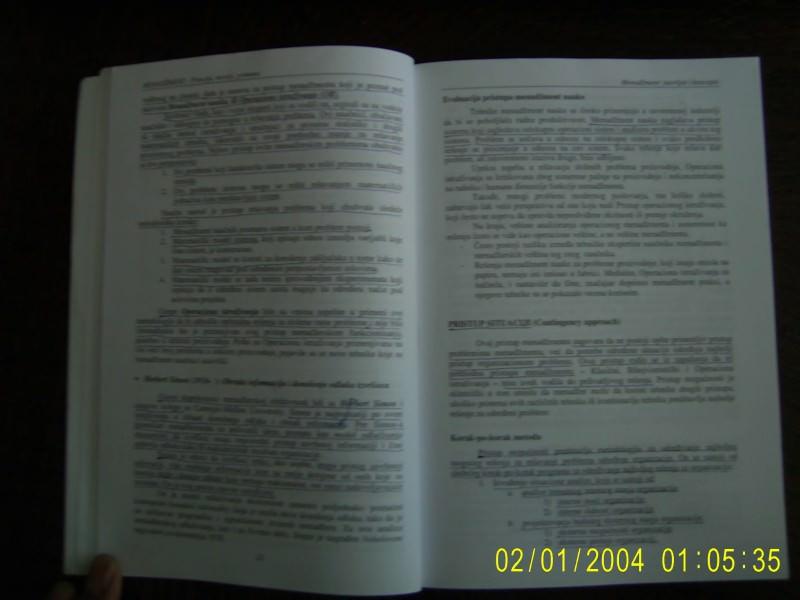 Menadzment,principi,teorija,primena