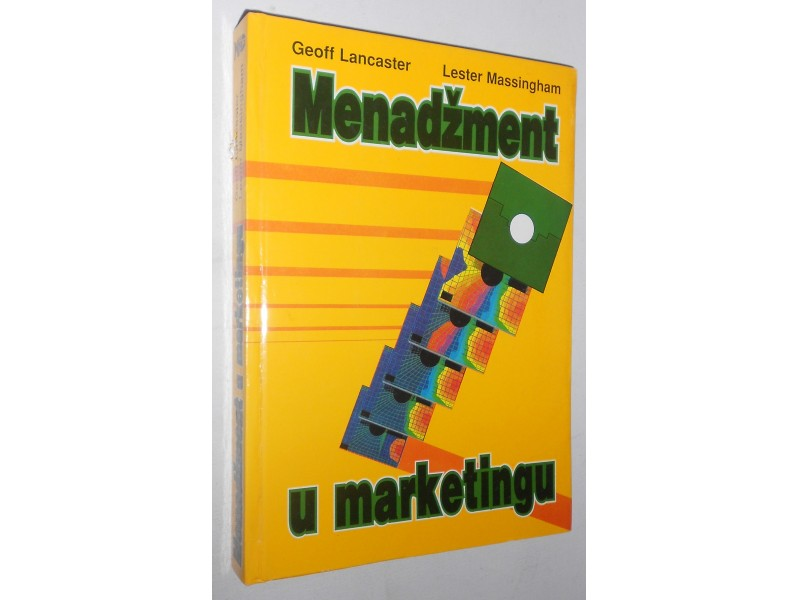 Menadžment u marketingu, G.Lancaster, L.Massingham
