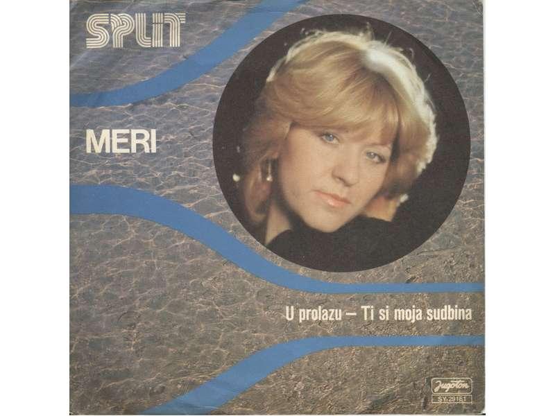 Meri Cetinić - U Prolazu / Ti Si Moja Sudbina