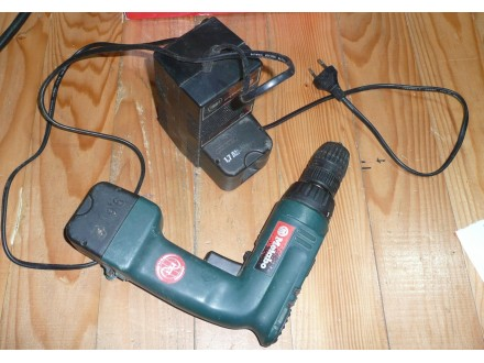 Metabo akumulatorska bušilica šrafilica