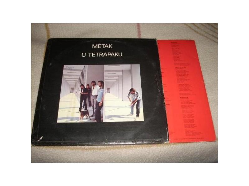 Metak – U Tetrapaku LP