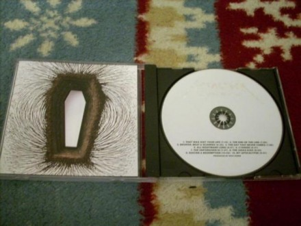 Metallica-Death Magnetic CD