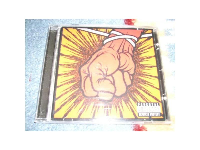 Metallica-St. Anger CD