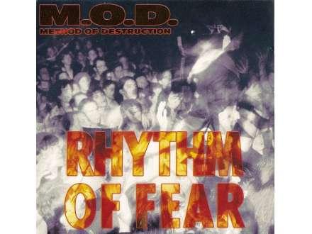 Method Of Destruction - Rhythm Of Fear