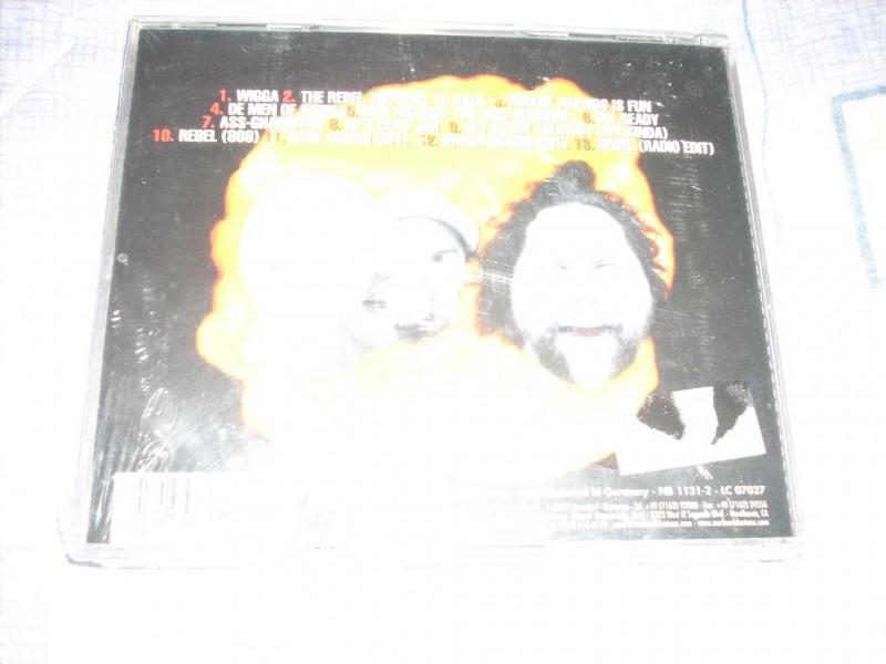 Method Of Destruction-The Rebel You Love To Hate CD NOV