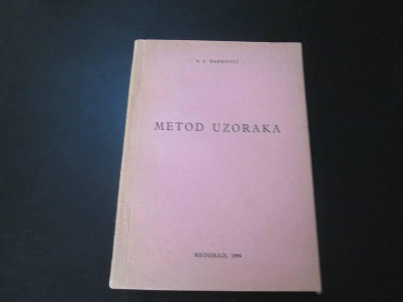 Metod uzoraka Zarkovic