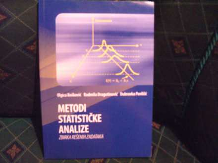 Metodi statističke analize, Olgica Bošković