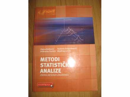 Metodi statisticke analize