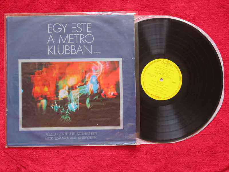 Metro (17) - Egy Este A Metro Klubban