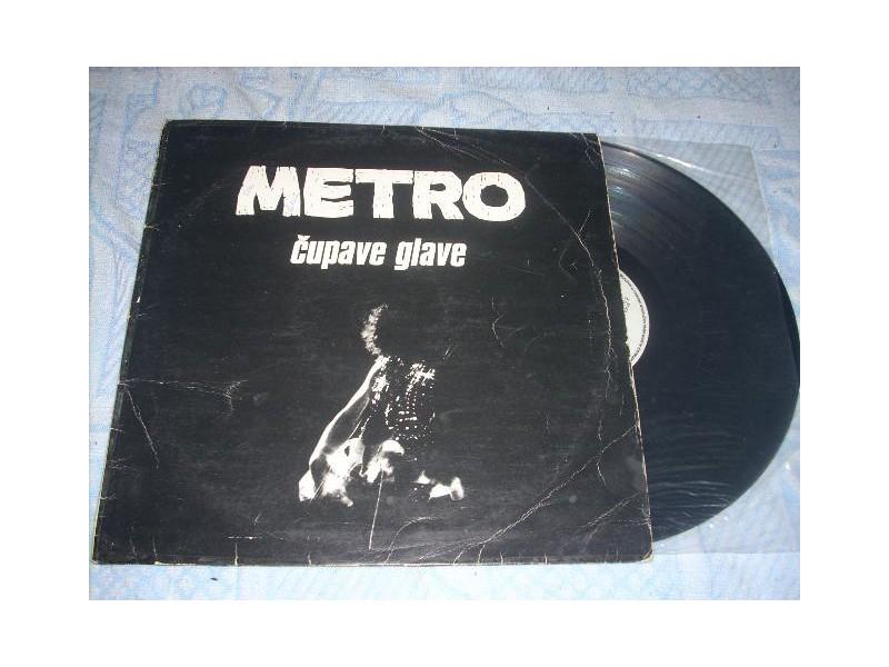Metro-Čupave Glave LP