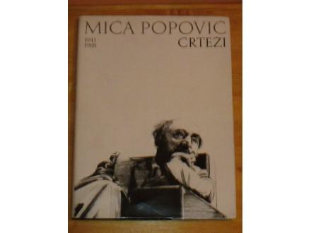 Mića Popović - Crteži 1941-1988