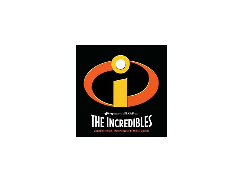 Michael Giacchino - The Incredibles (Original Soundtrack)