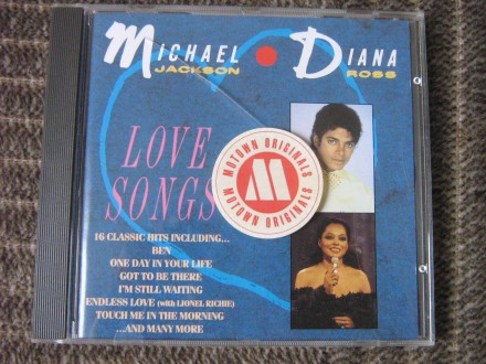 Michael Jackson, Diana Ross - Love Songs
