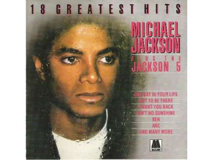 Michael Jackson, Jackson 5, The - 18 Greatest Hits