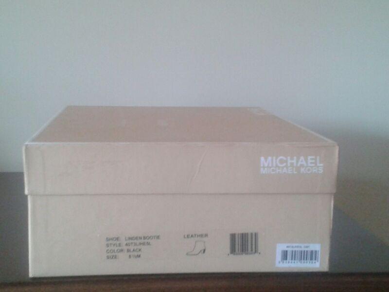 Michael Kors polu čizme