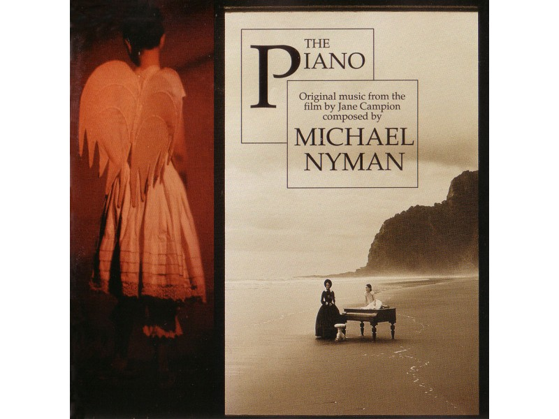 Michael Nyman - The Piano - Original Music From The Film By Jane Campion