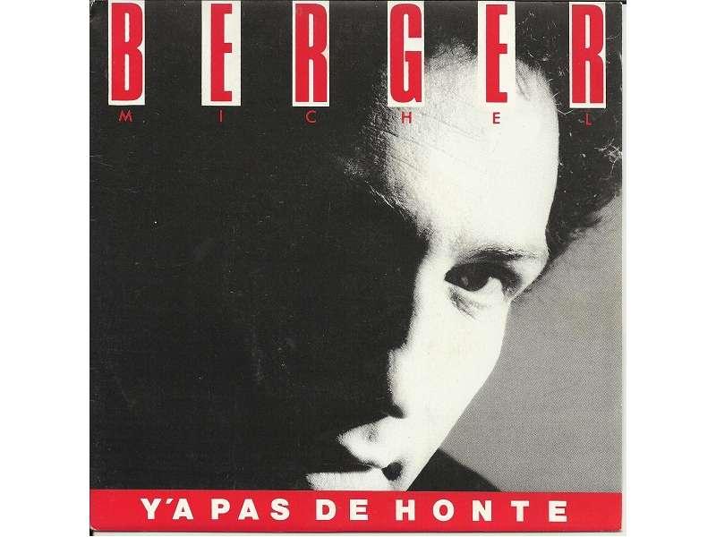 Michel Berger - Y`A Pas De Honte