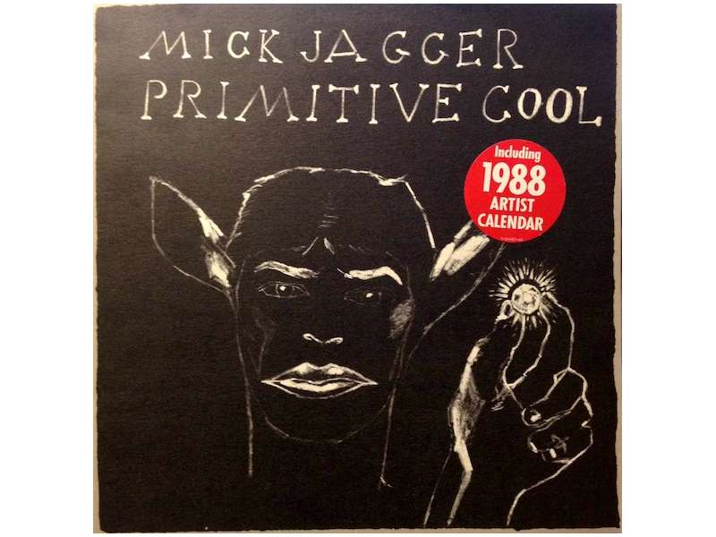 Mick Jagger - Primitive Cool