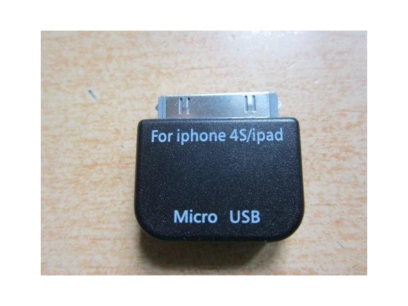 Micro USB adapter za iPhone 4s / iPad