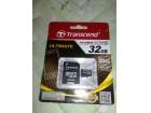 MicroSD HC sa adapterom 32Gb Class 10 Novo!