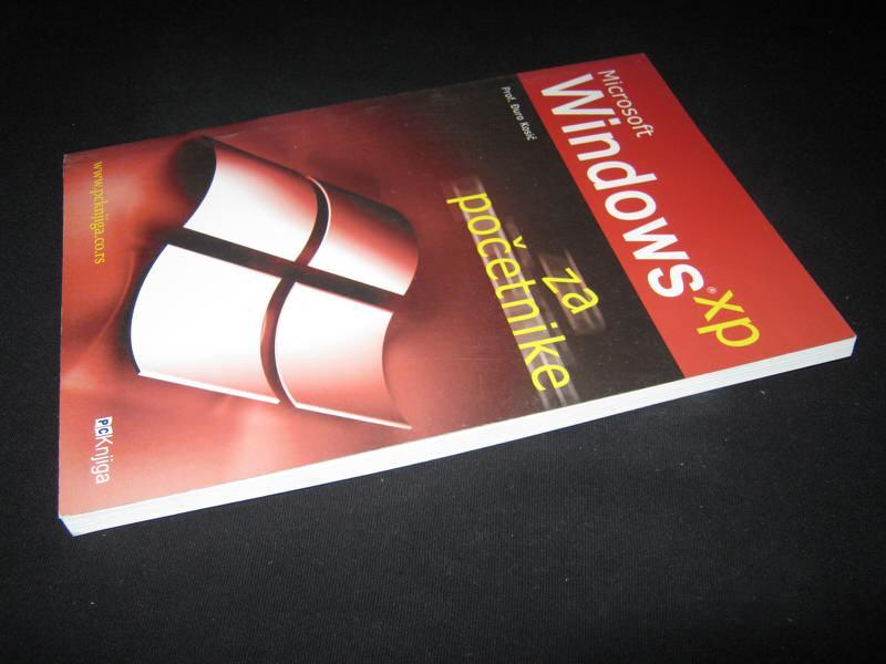 Microsoft Windowsxp za početnike/Đuro Kosić
