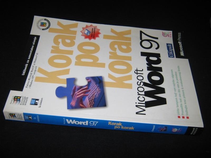 Microsoft Word 97:korak po korak