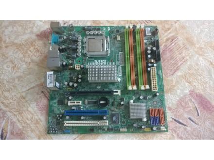 Microstar MS-7502 lga775 maticna ploca