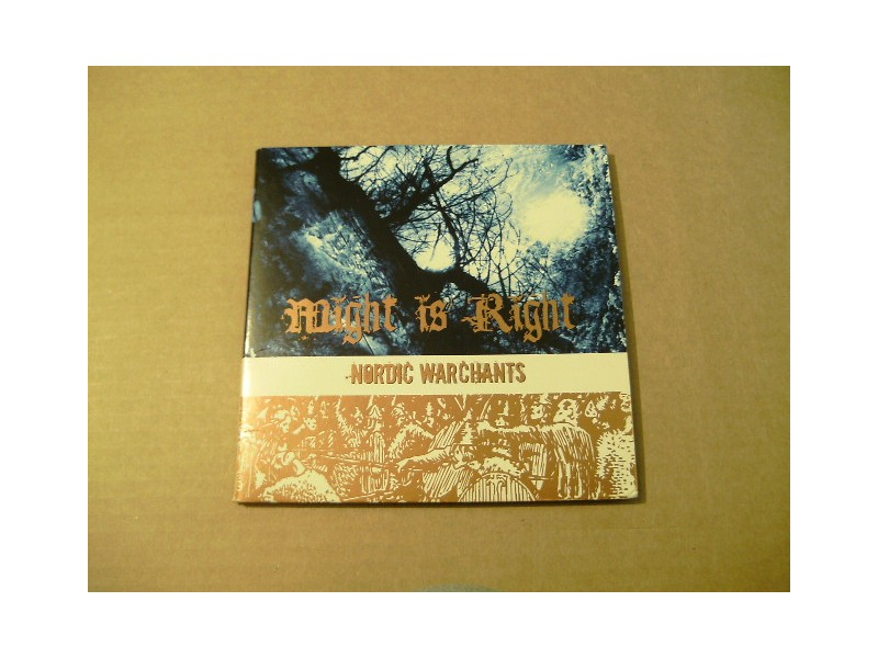 Might Is Right-Nordic Warchants - Various, 2CD, mint